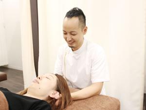 流山市大山整体院の頭痛治療の写真01